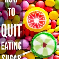 Saying Goodbye: How To Stop Eating Sugar