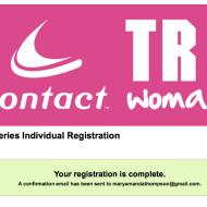 I Registered!