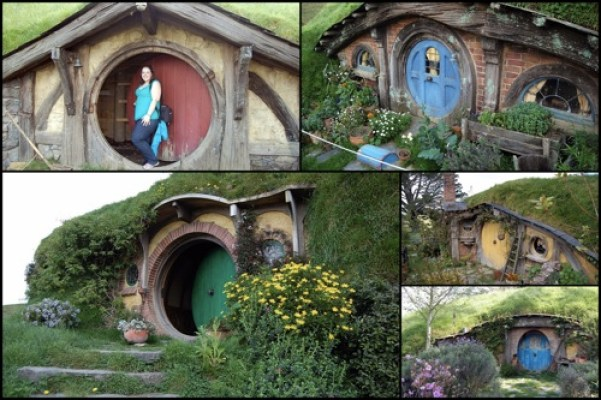 Amerrylife hobbit holes