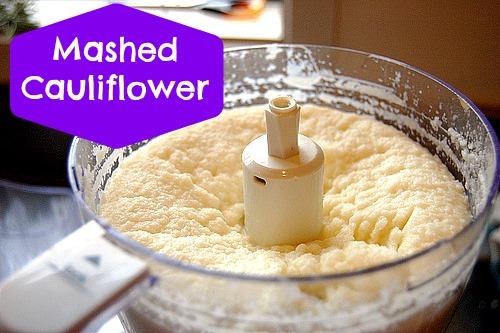 How to make mashed cauliflower