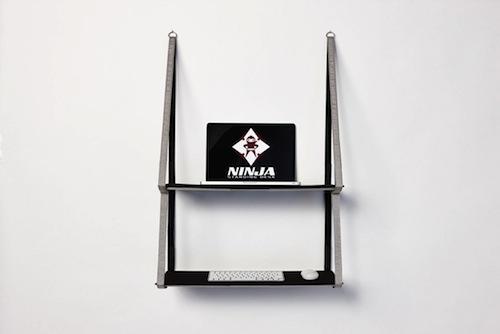 standing desk - ninja standing desk