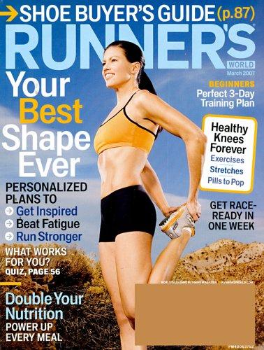 favorite healthy magazine - runners world