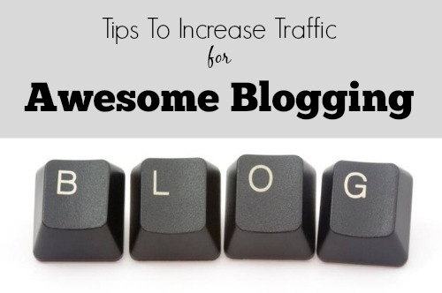 tips to increase bloggin traffic