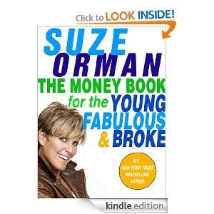 fav financial book - suze orman