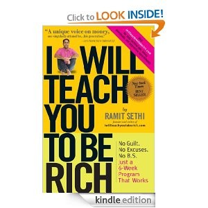 favorite money book - i will teach you to be rich
