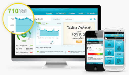 financial health - free credit score credit sesame