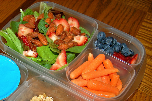 easy lunchbox meal