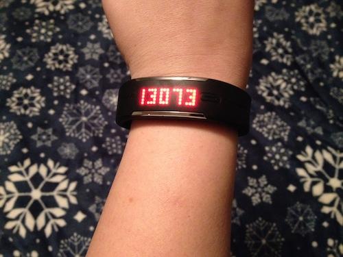 13073 steps