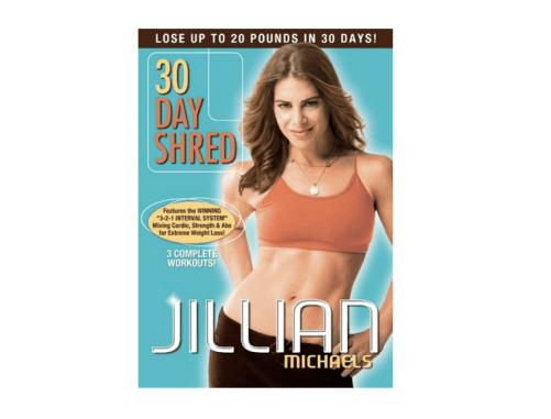 healthy stocking stuffer idea - exercise DVD