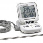 healthy stocking stuffer kitchen gift idea - cooking thermometer