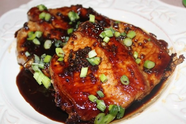 advocare 24 day challenge recipes - healthy asian pork chops by motivated mama