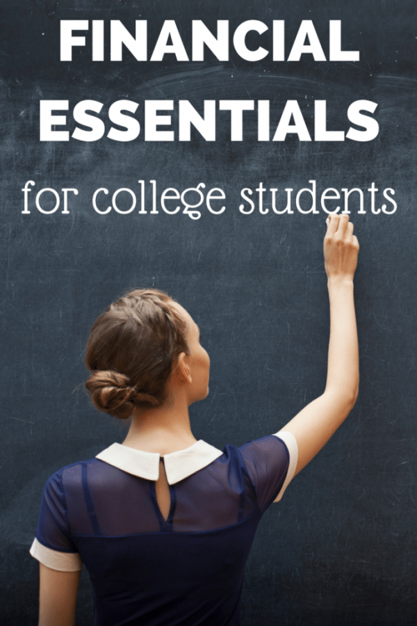 financial essentials for college students