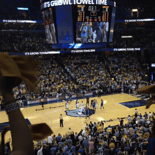 playoffs basketball in memphis