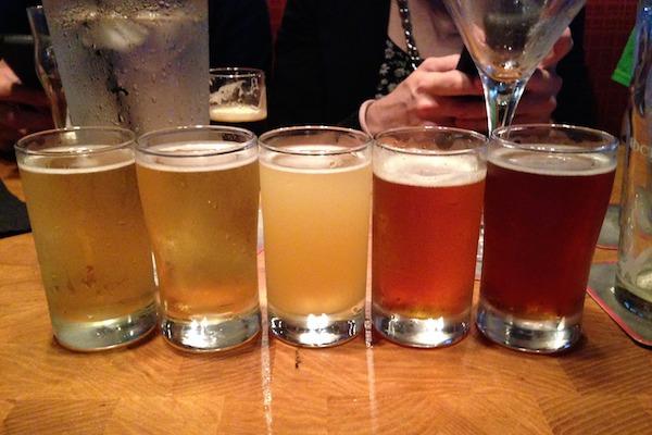nashville trip recap beer samples