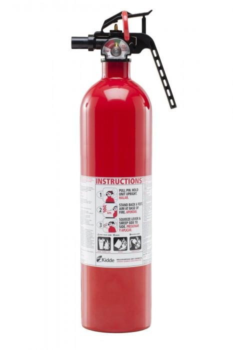 apartment essentials - fire extinguisher