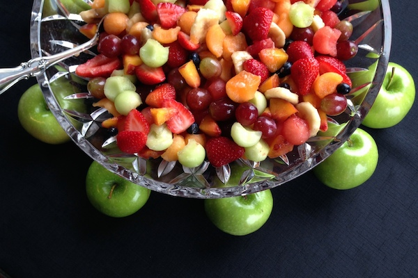baby shower food fruit - amerrylife.com