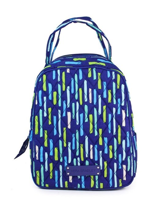 cool adult lunch box for women - Vera Bradley Lunch Bunch