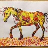 Stress Free Hobbies + Sakura Watercolor Set Review