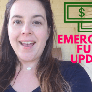 Emergency Fund Update | 2018 Goals Update