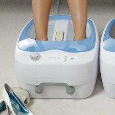 gift ideas for people with foot pain - foot spa