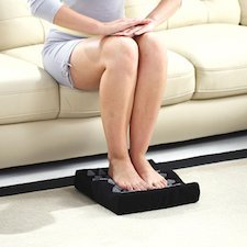gift ideas for people with foot pain - foot mat with accupressure