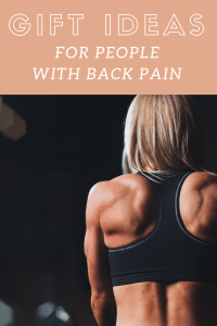 gift ideas for people with back pain