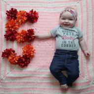 5 Months Baby & Mom Update + 6 Months Baby & Mom Update