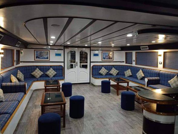 Star Jet cabins