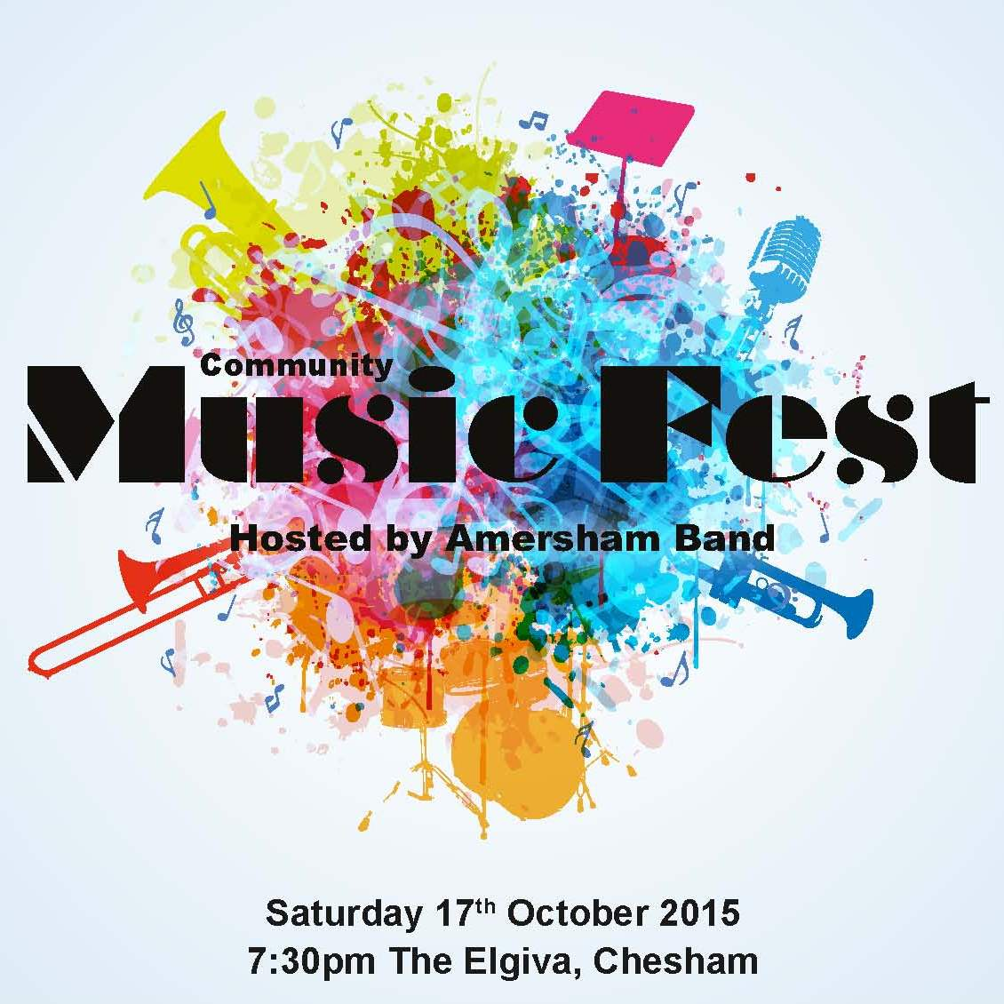 Don't Miss the Community MusicFest