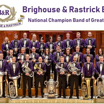 Joint Concert with Brighouse and Rastrick