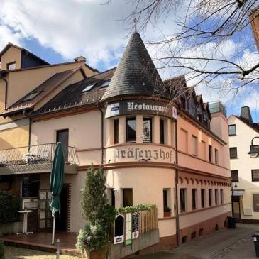 We are walking 500 miles to Bensheim