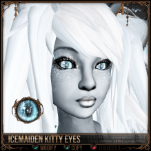 Icemaiden Kitty Eyes