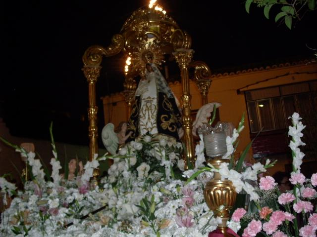 Santísima Virgen de la Morenita