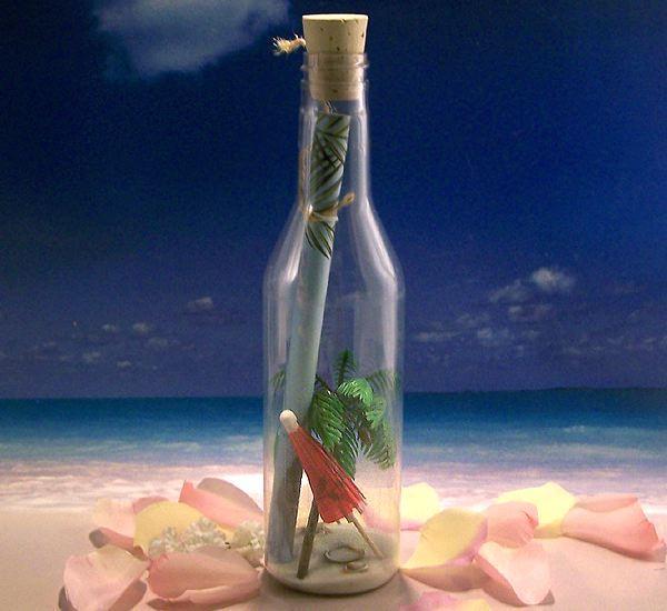 Tropical Beach Invitations