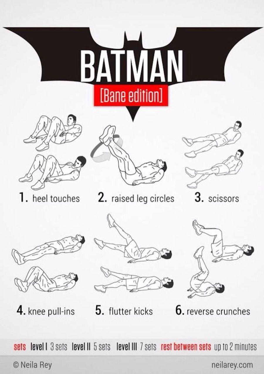 Batman (The Bane Edition)