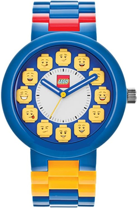 LEGO quartz watch
