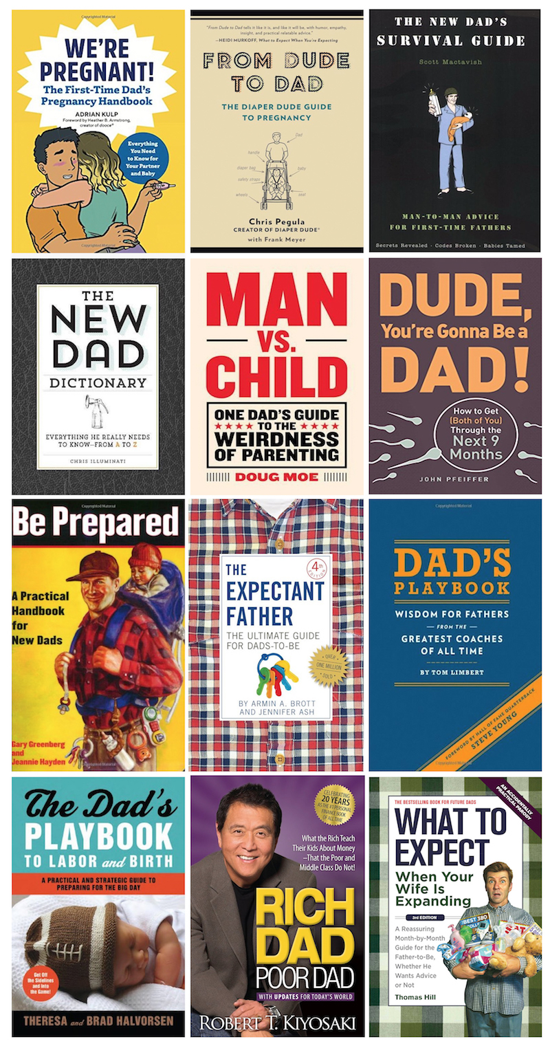 Best-Books-For-New-Dads-And-Fathers