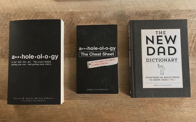 books written by Chris Illuminati