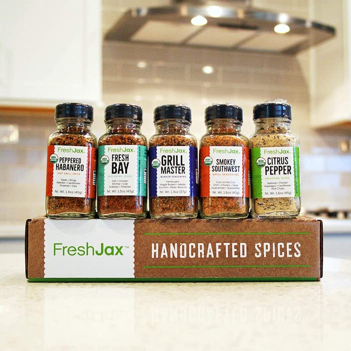 Spice Rack Father's Day gift