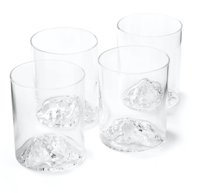 American Mountains Glasses from Whiskey Peaks 3