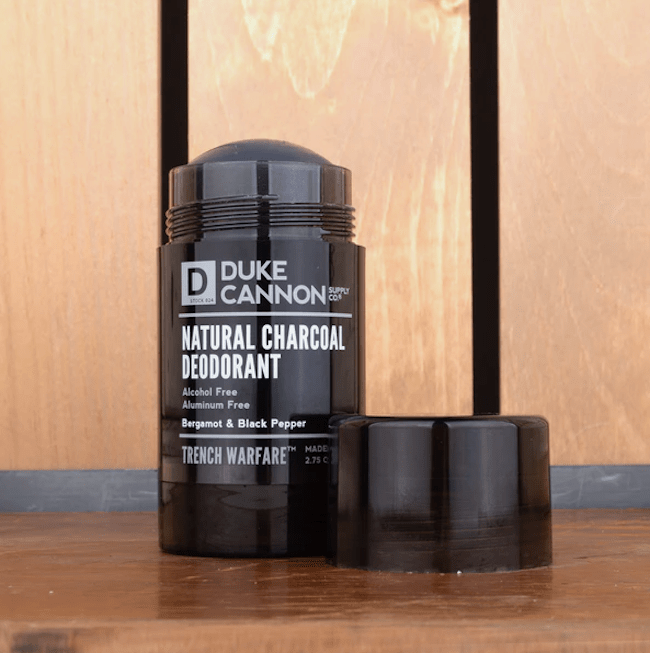 Duke Cannon Trench Warfare Natural Deoderant