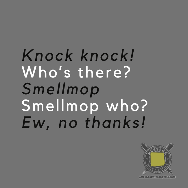 kid's knock-knock joke #1