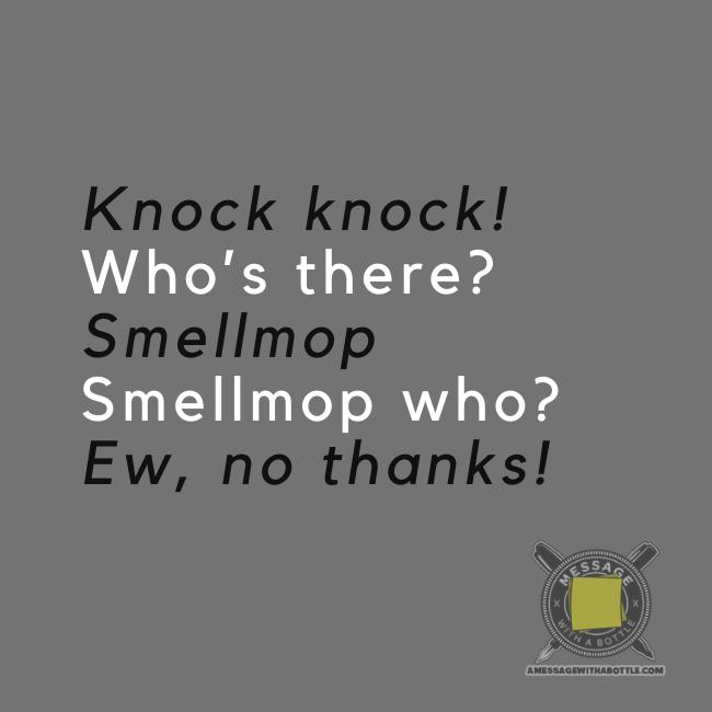 kid's knock-knock joke #1