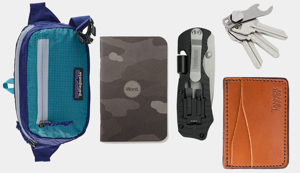 Every Dad Carry Organized