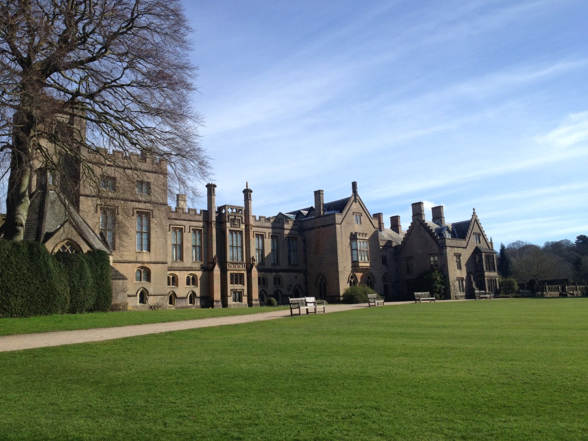 A Walk Around Newstead Abbey