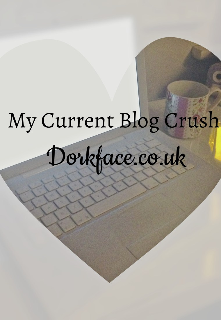 My Current Blog Crush: Dorkface.co.uk