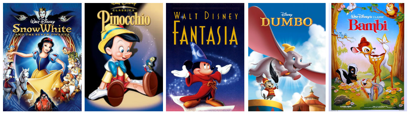 Disney Era Tag – The Golden Era