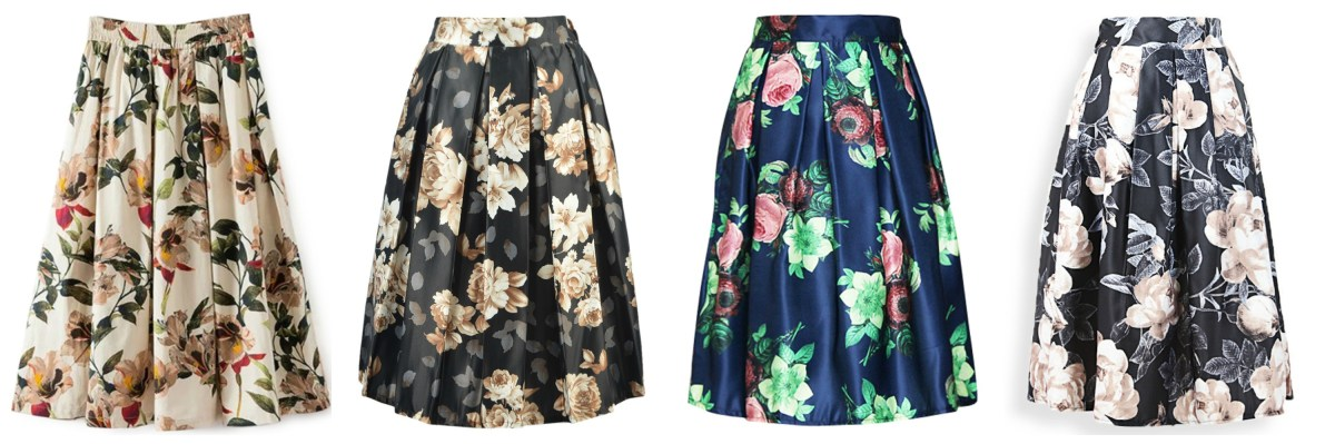 skirts-collage
