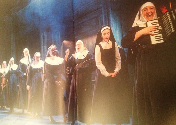 sister act musical uk tour