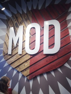 MOD Pizza review Nottingham